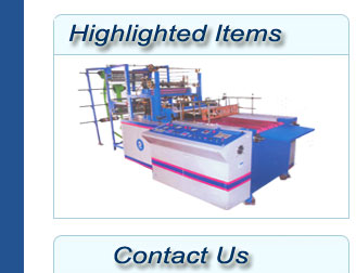 Plastomech - Cutting & Sealing Machine - Automatic Cutting